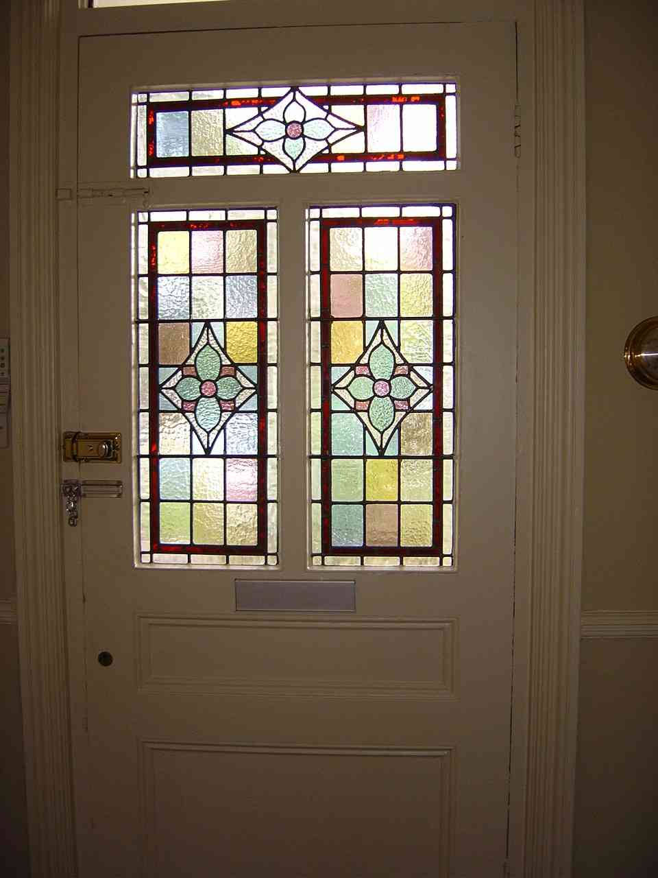 Recent works for Door design and colour